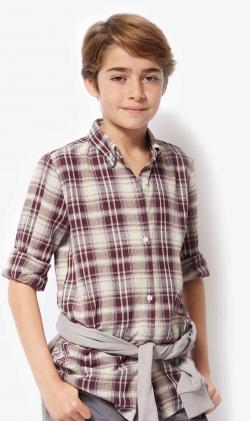 Camisa tartan corinto