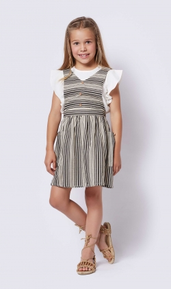 PICHI BLACK STRIPES